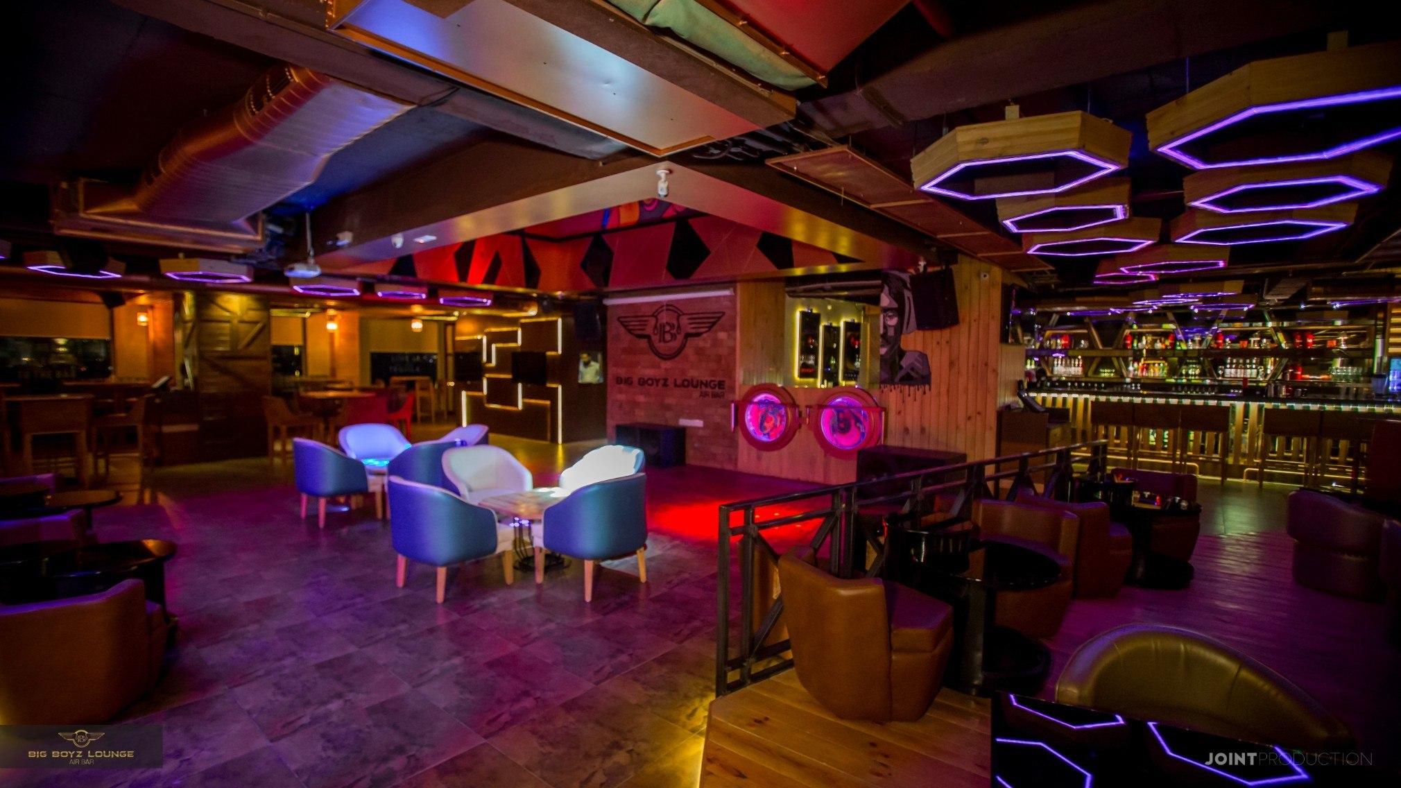 Image of Big Boyz Lounge  Sector 29