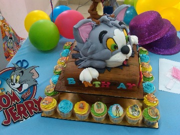 Image of Tom & Jerry Theme undefined